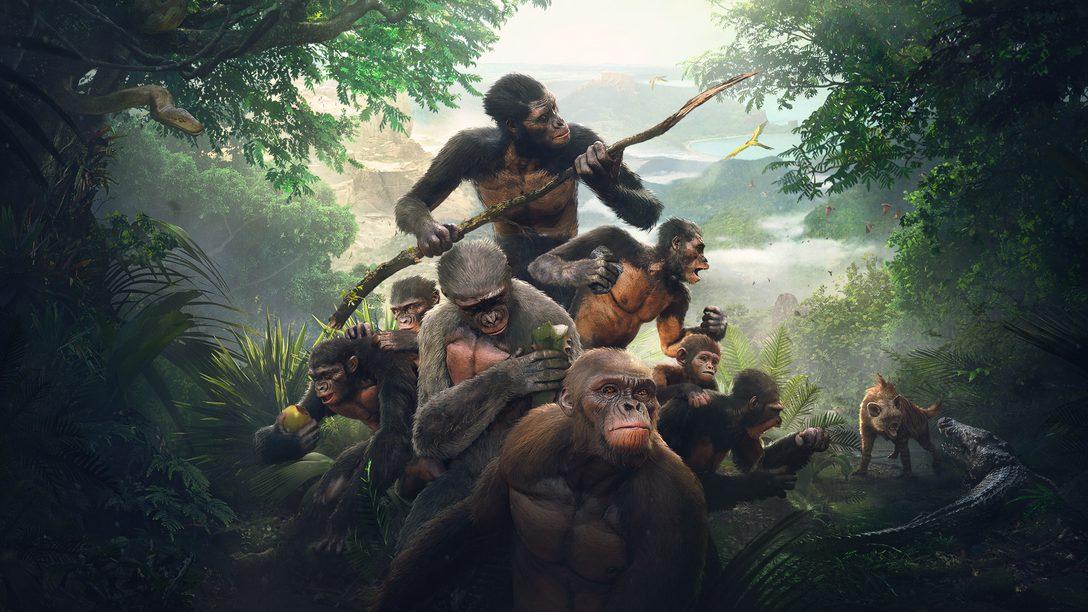 Ancestors: The Humankind Odyssey Chega Hoje ao PS4
