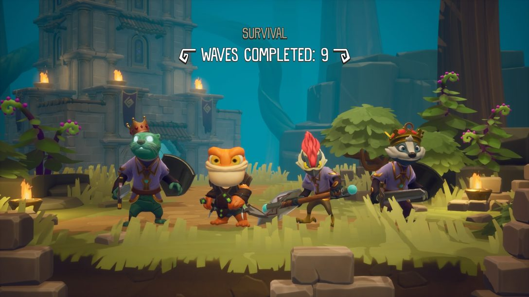 ReadySet Heroes Revela Adiciona Modo 'Survival' e Novas Opções de Multiplayer