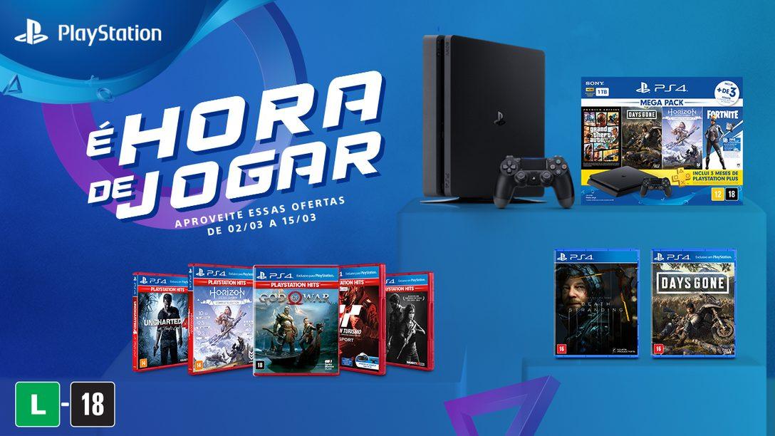 Confira as Promoções PlayStation na Semana do Consumidor 2020