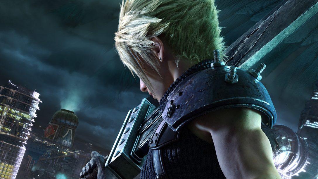 Os Criadores de Final Fantasy VII Remake Falam Sobre a Reconstrução de Midgar