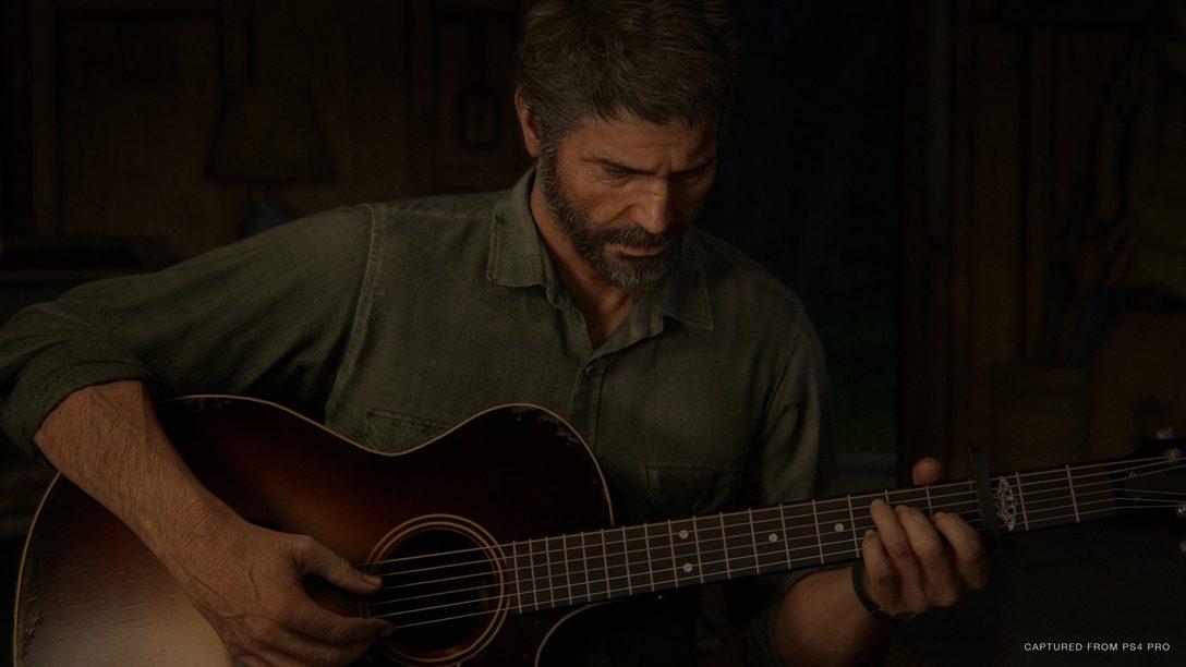 Captura de Tela de The Last of Us Part II