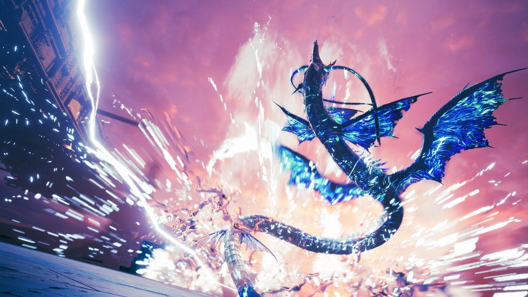 Como a Square Enix criou as Invocações de Final Fantasy VII Remake