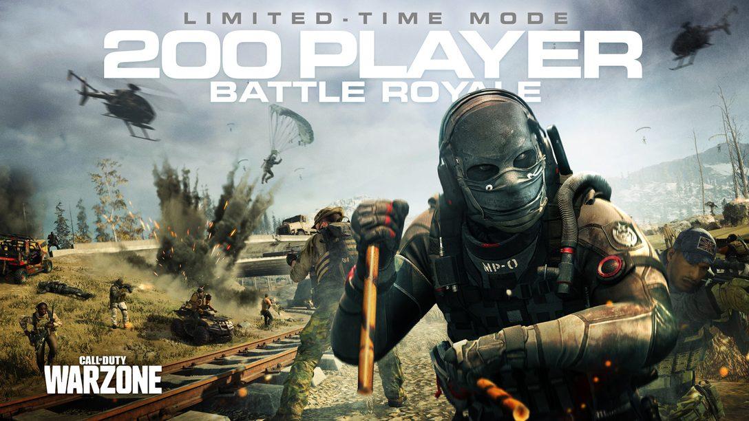 Atualização da Temporada 4 de Call of Duty: Modern Warfare traz Warzone de 200 jogadores e mais