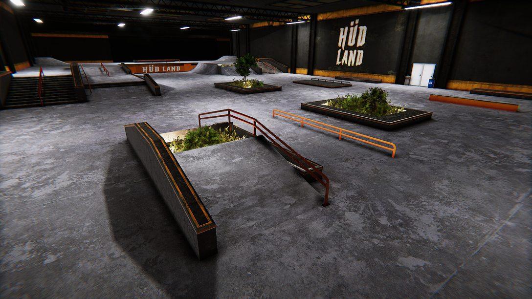 Skater XL chega para PS4 com mapas criados pela comunidade