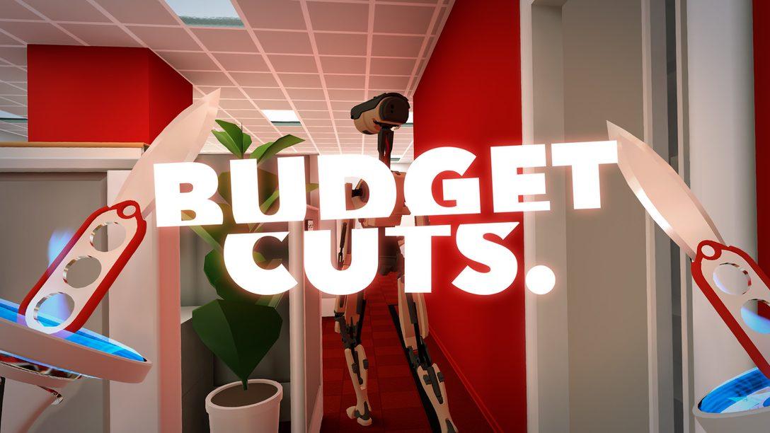 Budget Cuts VR chega em 10 de julho para PS VR