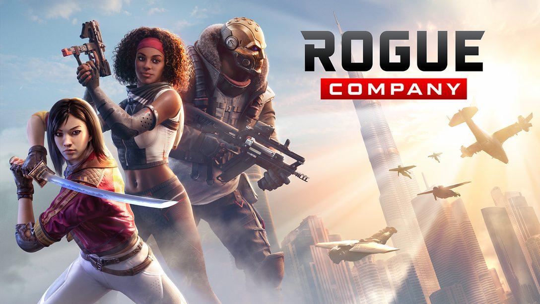 Rogue Company entra em beta fechado pago a partir de hoje