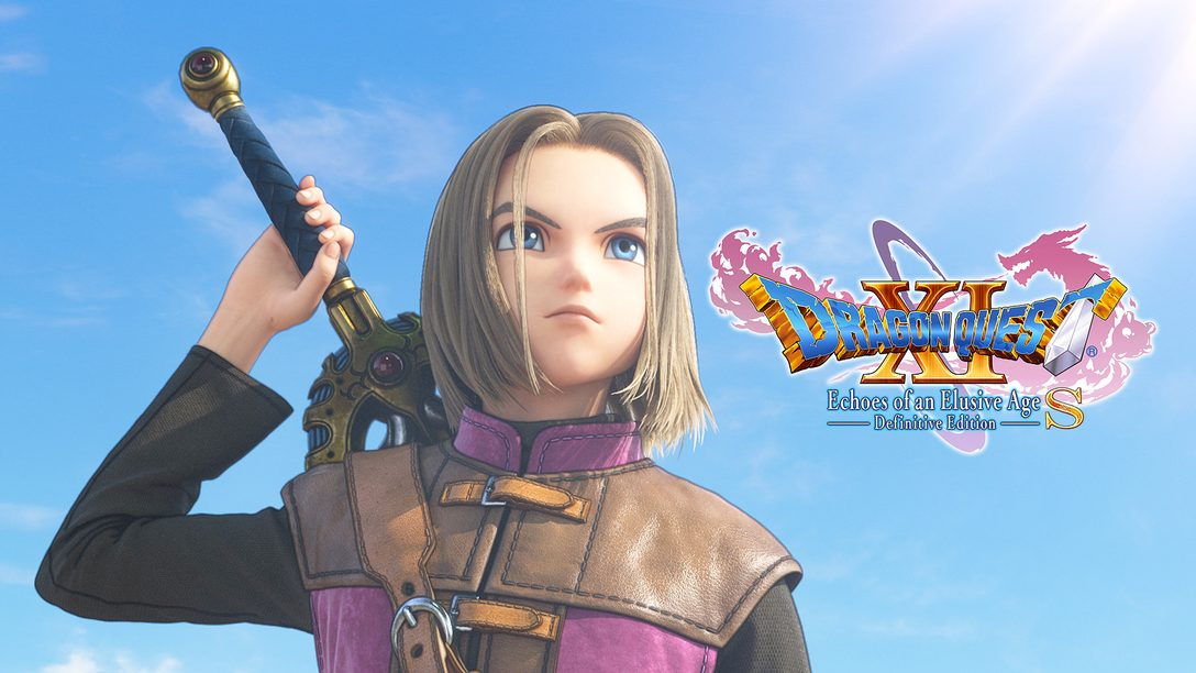 Dragon Quest XI S: Echoes of an Elusive Age – Definition Edition anunciada para PS4