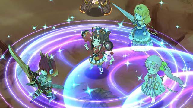 """""""詩""""が織りなすシミュレーションRPG! PS Vita『ルミナスアーク インフィニティ』の魅力に迫る【特集第1回】"""