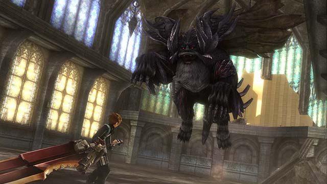 新たな力を得たアラガミたちの脅威! PS4™/PS Vita『GOD EATER RESURRECTION』情報第3弾