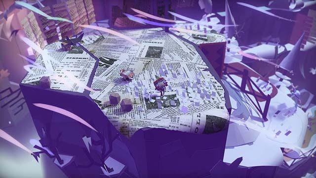 『Tearaway PlayStation®4』を遊んでみた! より広く、より美しくなったステージやチャレンジをチェック!【後編】