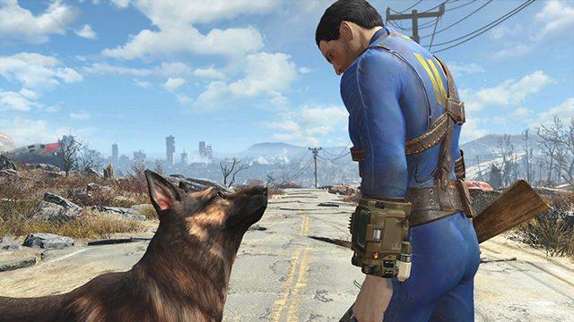 PS4®『Fallout 4』の発売日が12月17日に決定! 過去最高の作り込みで挑む超大作RPGがついに登場!