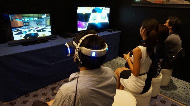 初お披露目となるゲームも登場! ファミリー向けのコンテンツへのこだわりとは? 『THE PLAYROOM VR』メディアセッションレポート