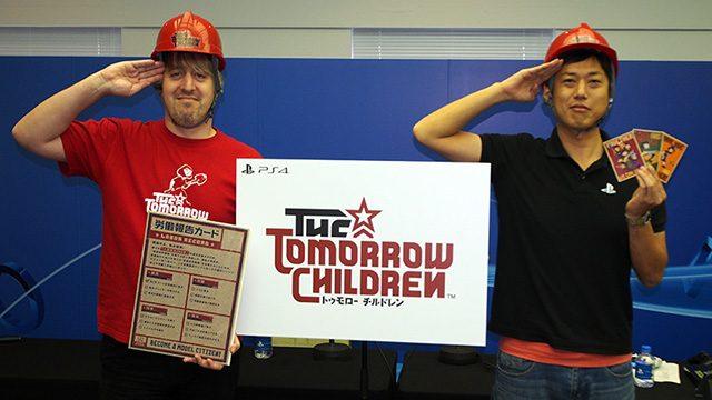 労働、繁栄、闘争で人類を復活させよ! 『The Tomorrow Children』メディアセッションレポート