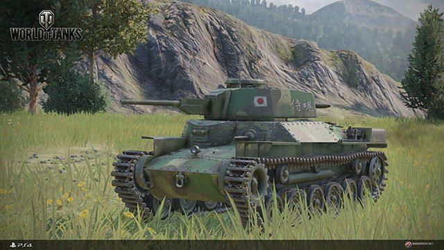 PS4®『World of Tanks』大型アップデートで待望の日本戦車が登場! 迫力満点のトレイラーも公開!