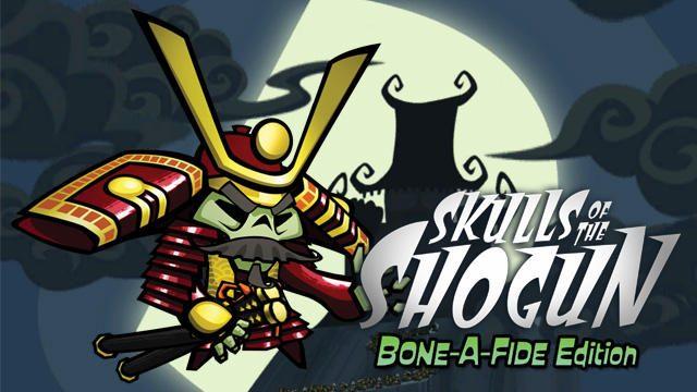 相手のドクロを食べてパワーアップ! 無数のガイコツ兵士が入り乱れて戦う『Skulls of the Shogun』