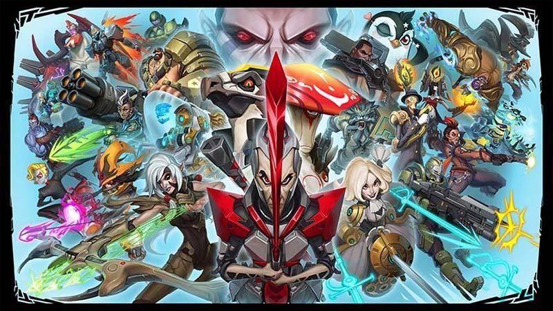 PS4®『バトルボーン』が本日発売! 宇宙最後の星を守るヒーローたちの戦いがついに始まる!!