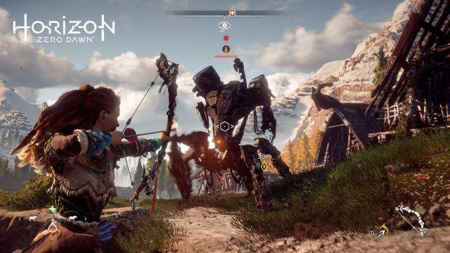 【E3 2016】PS4®『Horizon Zero Dawn』メディアセッションレポート! 開発スタッフが実機プレイで解説!