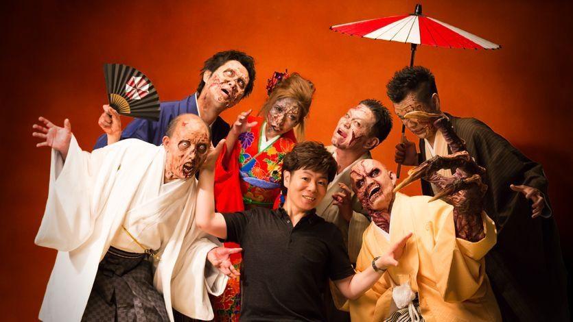 【ドッキリ大成功!】SIEJA社員がゾンビになってお祝いした「バイオハザード20周年」!