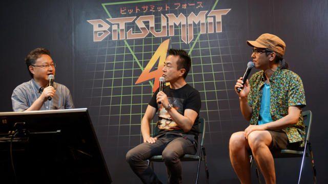 【BitSummit 4th】初代PlayStation®時代を盛り上げた2人のキーパーソン・吉田修平&松浦雅也氏のインタビューをお届け!
