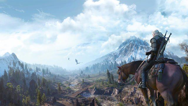 2015年を代表するRPG『ウィッチャー3 ワイルドハント』が『ゲームオブザイヤーエディション』として登場!