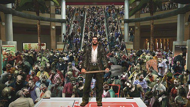 「デッドライジング」シリーズ3作品のダウンロード版が本日配信スタート! PS4®でゾンビパラダイスを満喫!!