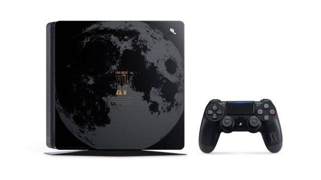 「PlayStation®4 FINAL FANTASY XV LUNA EDITION」を数量限定で11月29日に発売決定!