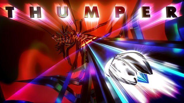 狂瀾怒濤のビートを突き抜けろ! PS VR対応『THUMPER リズム・バイオレンスゲーム』が10月13日、日本上陸!
