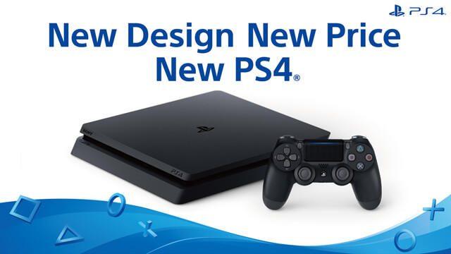 本日9月15日より小型・軽量化を実現した新型「プレイステーション 4」発売!