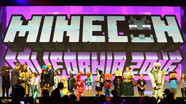 「MINECON 2016」──世界最大のゲームタイトルイベントを現地よりレポート!