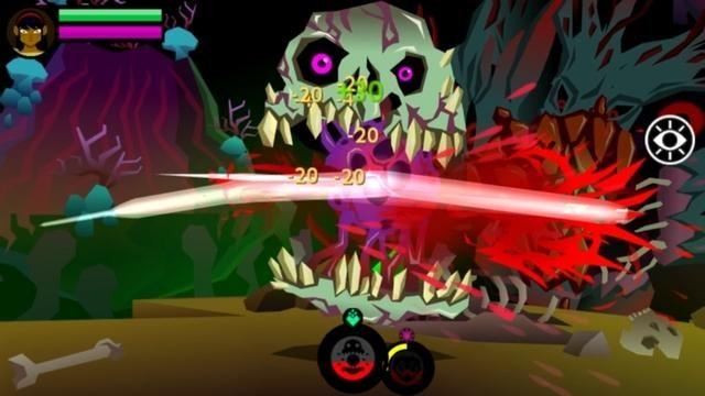 ハンティング × スワイプアクション! PS Vita『Severed(セヴァード)』が本日10月6日配信開始!