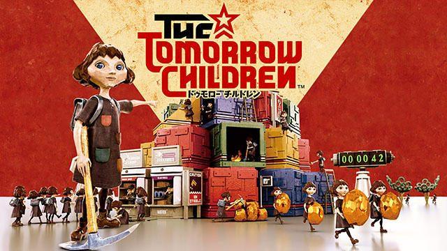 10月26日より『The Tomorrow Children』基本プレイ無料の「入植者版」を配信! 期間限定特典もプレゼント!!