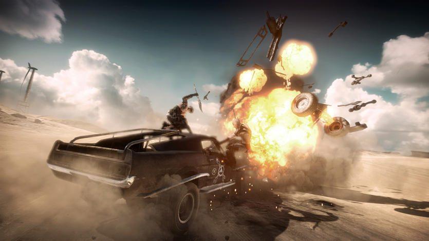 ゲームで映画の世界観を味わいつくす! PS4®『マッドマックス』がリーズナブルな価格で明日11月3日発売!