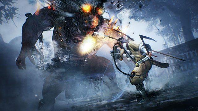 PS4®『仁王』最新情報──ウィリアムの新たな武器「鎖鎌」や恐るべき姿のボスたち