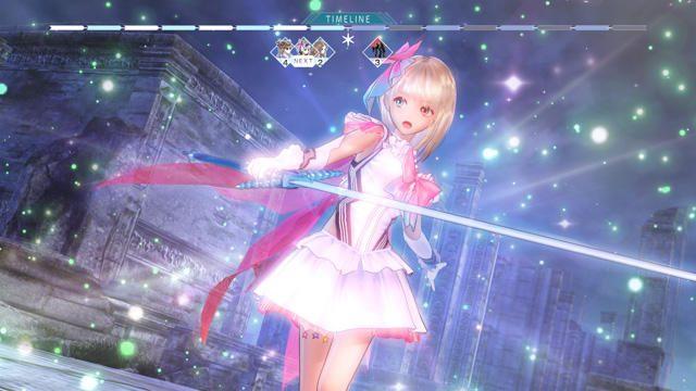 PS4®/PS Vita『BLUE REFLECTION』のイベントやバトルシステムをゲーム画面を交えて解説!
