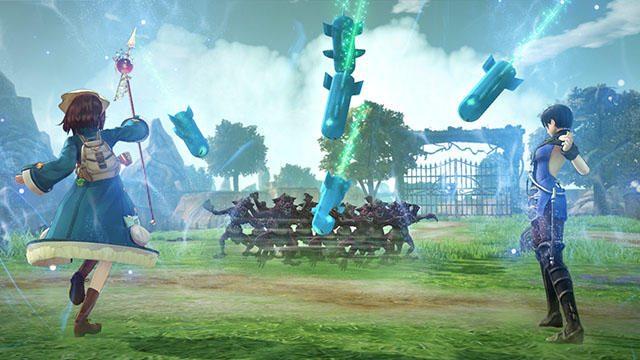 『無双☆スターズ』バトルシステムの詳細を公開! ヒーローの持つ力を引き出し、敵を討て!