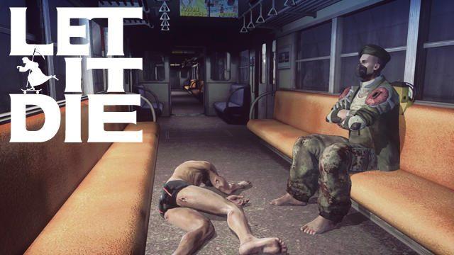 PS4®『LET IT DIE』20階を越えてからの攻略術&仁義なき抗争レポート!【特集第3回】