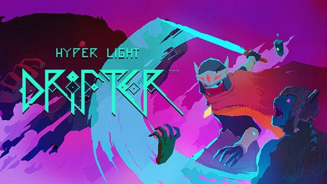 PS4®『Hyper Light Drifter』5月25日発売! 世界最高峰の人気インディーズゲームが日本上陸!