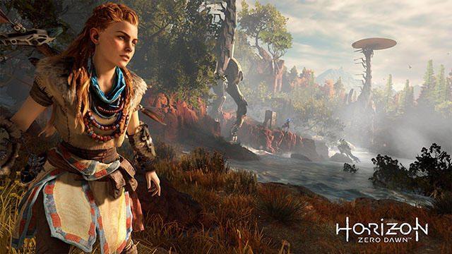 明日3月2日、いよいよ発売!! PS4®『Horizon Zero Dawn』の魅力が詰まったローンチトレーラーを公開!