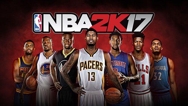 PS4®『NBA 2K17』の国内初となるトーナメントが3月12日開催決定! 日本一決定戦に参加しよう!