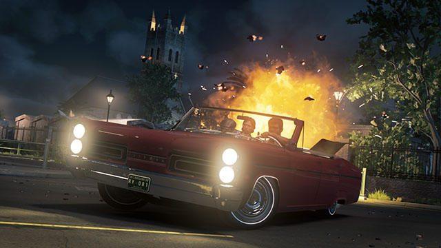 PS4®『マフィア Ⅲ』体験版&有料DLC第1弾「もっと速く!」が配信中! 心震える物語を体感しよう