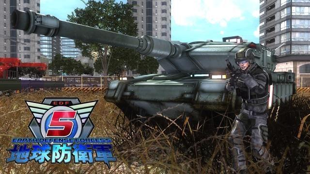 謎の侵略者・プライマーから地球を守れ! PS4®『地球防衛軍5』のさらなる兵器バリエーションなど続々公開!