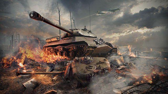 PS4®『WAR THUNDER』が本日サービス開始! PS Plus加入者にはお得な特典を毎月プレゼント!!