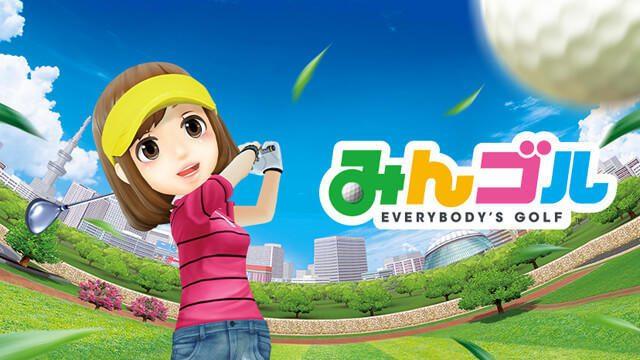 「みんなのGOLF」シリーズがスマホに登場! 国民的ゴルフゲーム『みんゴル』事前登録受付、本日スタート!