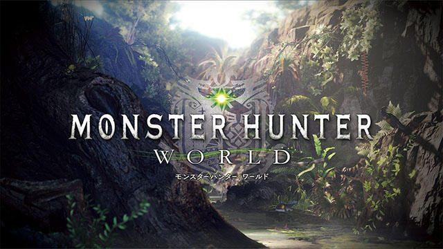 新たな生命の地。狩れ、本能のままに! 新作『モンスターハンター:ワールド』2018年初頭、PS4®で発売!!