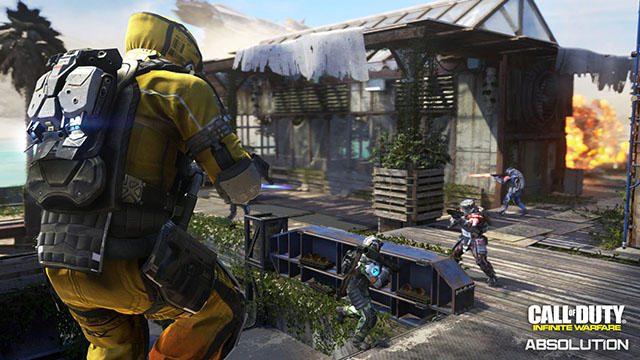 『CoD: IW』DLC第3弾「ABSOLUTION」本日配信開始! マルチプレイヤーマップ4種と新ゾンビモードを収録!