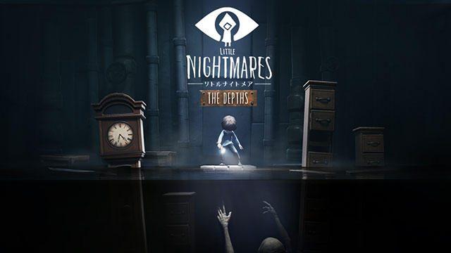 『LITTLE NIGHTMARES-リトルナイトメア-』の追加DLC第1弾「The Depths-深淵-」本日配信スタート!
