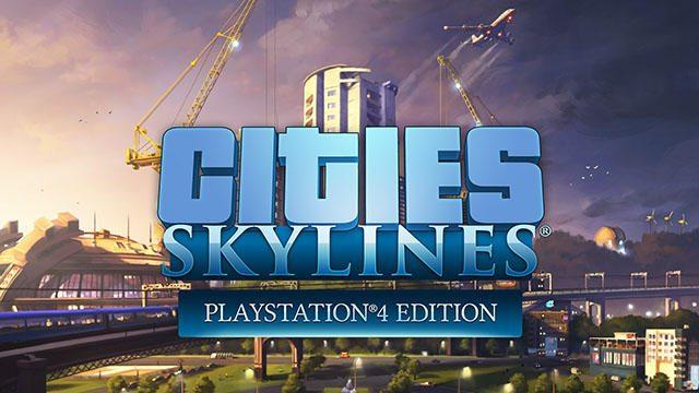 住民ひとりひとりの生活までリアルに再現! 人気の都市開発SLG『シティーズ:スカイライン』がPS4®で発売!