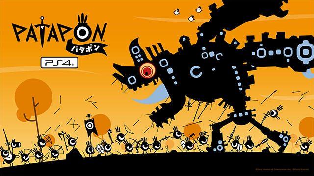 タイコのリズムに合わせて大行進♪ PS4®『パタポン』9月21日発売決定! 価格はお手頃1,800円+税!