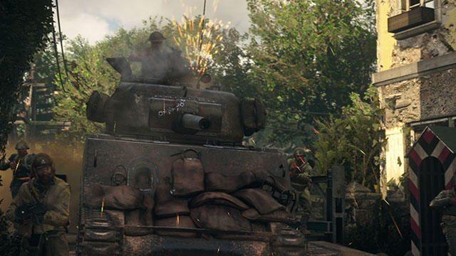 8月26日、『CoD: WWII』先行ベータついに開戦!! 事前ダウンロードを本日開始! 紹介動画&体験内容も公開!
