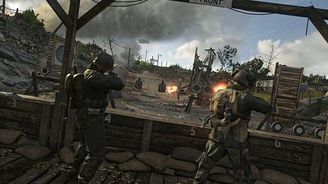『CoD: WWII』に早期購入特典を追加!! ソーシャルスペース「司令部」を紹介する映像も公開!